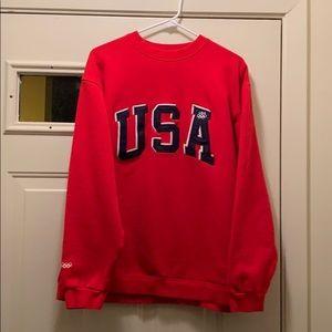 USA Sweatshirt Pre Owned Large